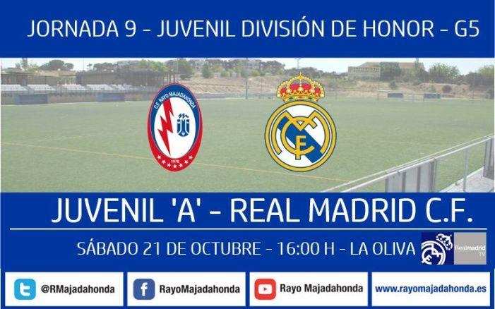 Deporte Majadahonda fin de semana: Real Madrid, Fuenlabrada, Puigcerdá y Valdemoro, rivales