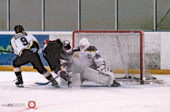 Hockey Hielo: Txuri gana a Majadahonda en el último minuto y el junior se venga con Barbo y Aparicio como figuras (0-5)