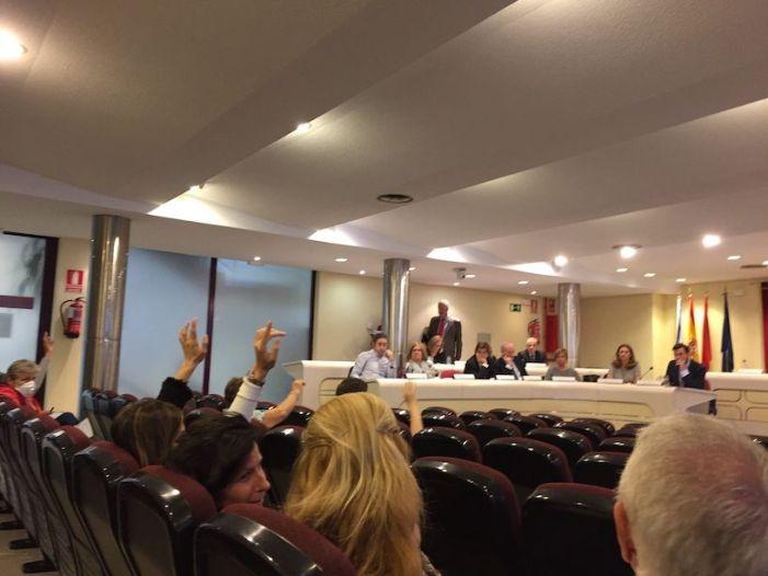 Los vecinos de Majadahonda protagonizan los ruegos y preguntas del pleno del Ayuntamiento
