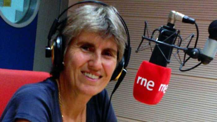 """La periodista Paloma del Río recuerda en la radio cuando """"compraba la fruta a un señor con burro"""" en Majadahonda"""