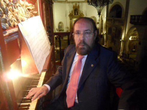 """El compositor de Majadahonda Miguel del Barco cuenta en """"Ecclesia"""" la historia de un """"canto gregoriano"""" extremeño"""
