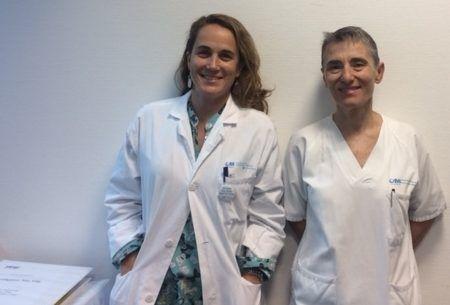 Protagonistas Salud Majadahonda: Dras Krsnik y Salcedo (ensayos de medicamentos), Ruiz Casado (deporte y cáncer) y plan sobre dislexia