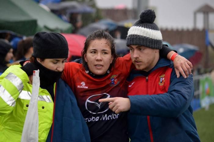 """Rugby femenino: CR Majadahonda aflora las críticas tras la derrota en Pozuelo y apela a """"no ser bueno sino el mejor"""""""