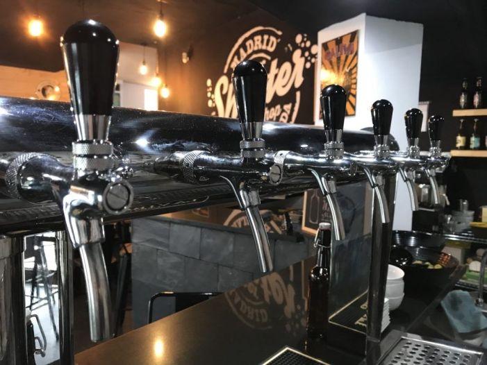 BeerShooter, pura cerveza artesana en Majadahonda: levadura, lúpulo, maltas y cariño
