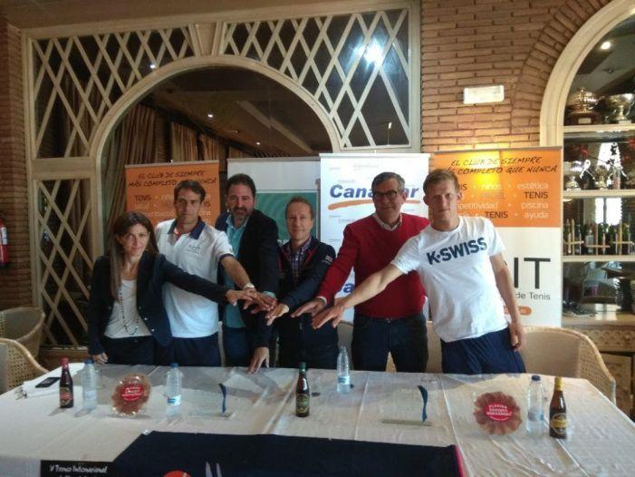 Tenistas de 22 países disputan en Majadahonda el 2º torneo de mayor categoría en la Comunidad de Madrid