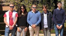"""Juan Pous (IES Leonardo Majadahonda): """"No nos queremos parecer al Sindicato de Estudiantes"""""""