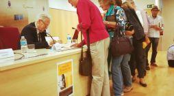 Protagonistas Majadahonda: derechos civiles (Raúl del Pozo), firma de libros (Santos Juliá) y sobrecostes (Joca Ingeniería)