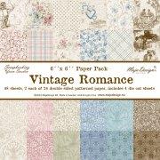 841 - Vintage Romance Paper pack