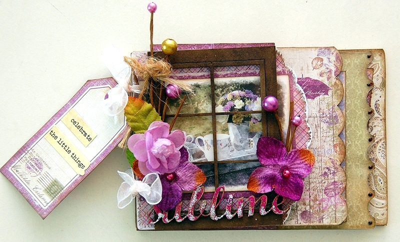 Sublime Mini Album by Irene Tan 1