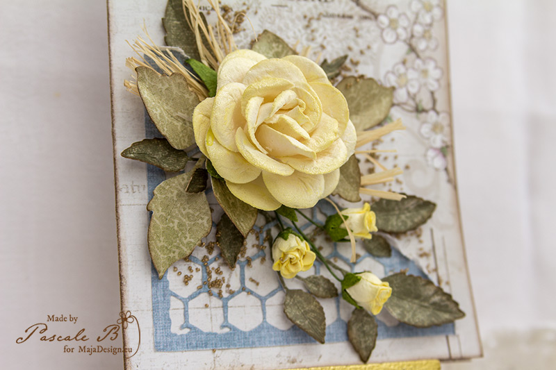 Spring Card by Pascale B.