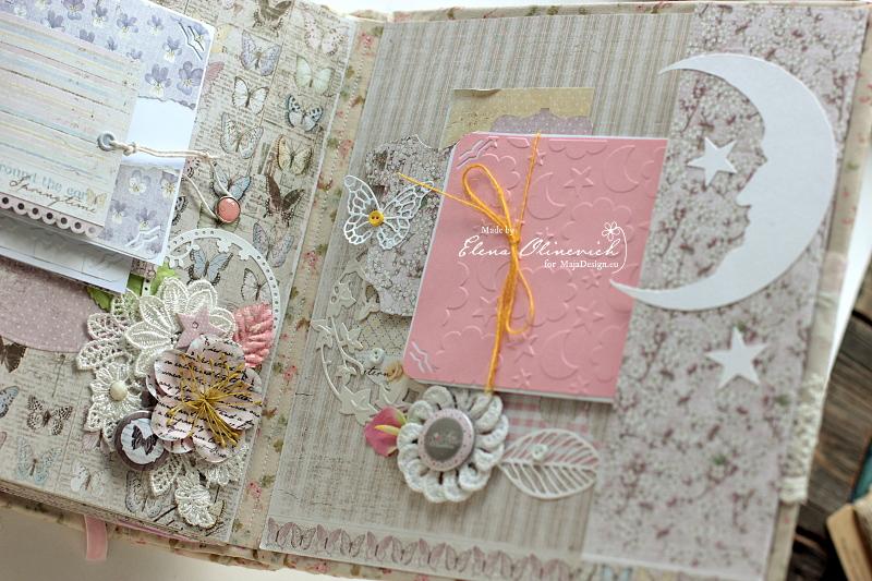 Baby Girl Album, Maja Design, by Elena Olinevich10