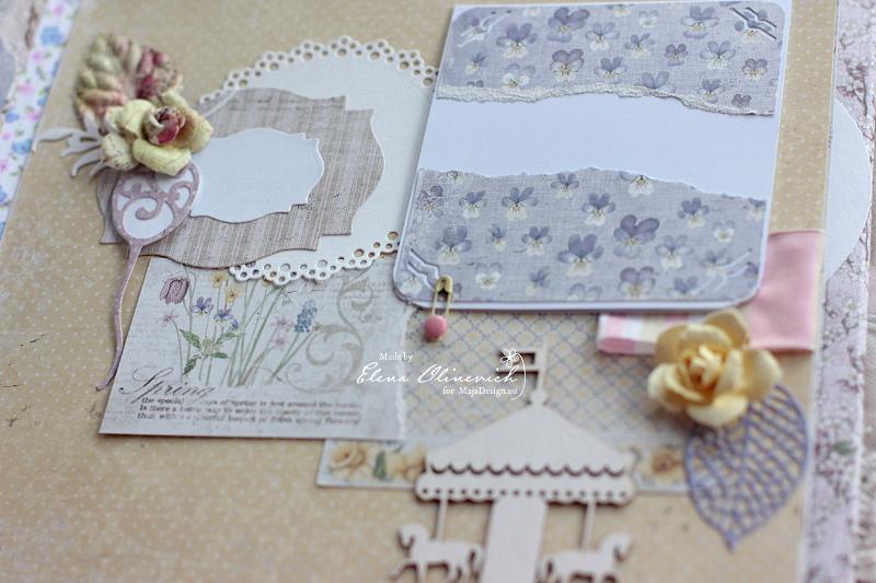 BabyGirl_Album, Maja Design< by Elena Olinevich5