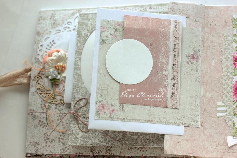Baby Album, by Elena Olinevich, Maja Design_01a