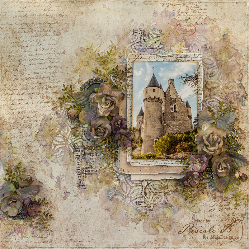 Montresor Castle by Pascale B.