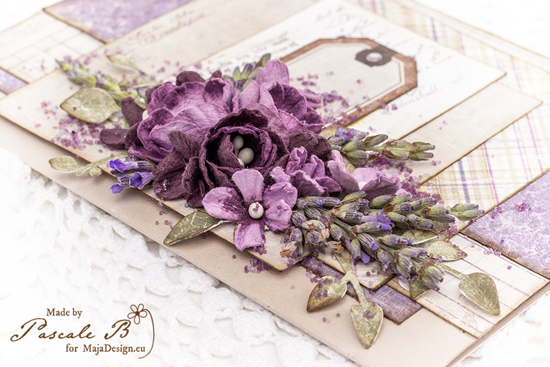 Lavender Card by Pascale B.