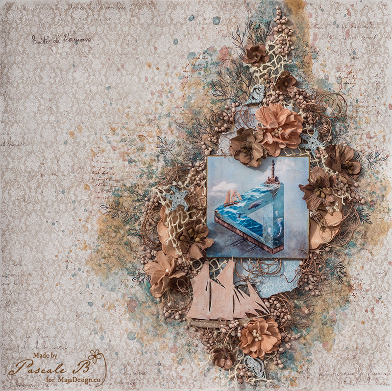 The Bermuda Triangle by Pascale B.