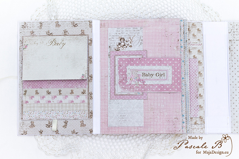 Vintage Baby album by Pascale B.