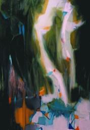 STIMFALIDSKE BRONZANE PTICE, 100 x 70 cm