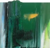 CASUAL ORANGE, 100 x 120 cm