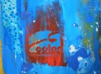 E-COLOR, 30 x 40 cm
