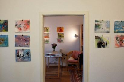 ULM (GERMANY), OPEN STUDIO