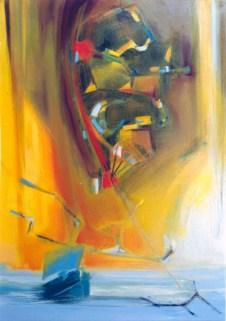 BOLIDOV PAD, 100 x 70, cm