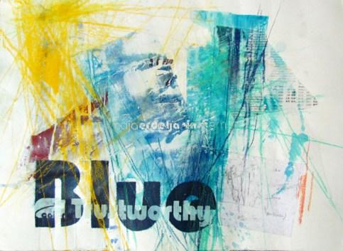 TRUSTWORTHY BLUE