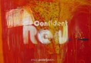 CONFIDENT RED
