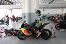 foto koleksi pribadi RusBule KTM Rc8 at Sepang