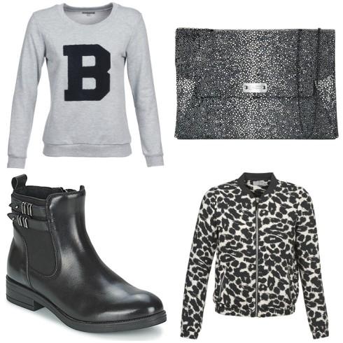 Lite coola kläder och skor till en tonåring