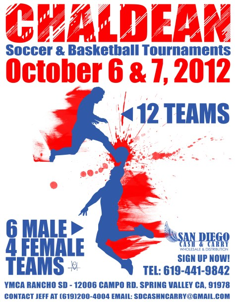 Soccer & Basketball Tournament