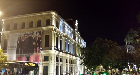 Cannes at night 1