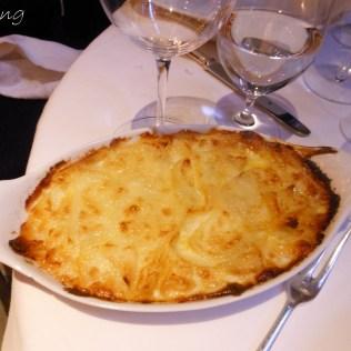 Potato dauphinoise