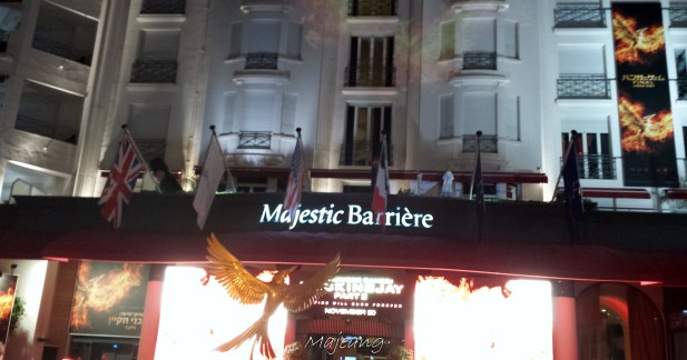 Majestic Barriere Hotel