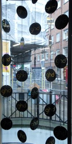 Ghd pop up for London Fashion Week