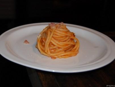 spaghetti, la tavolata at oro 1889