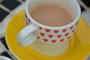 queen of hearts teacup