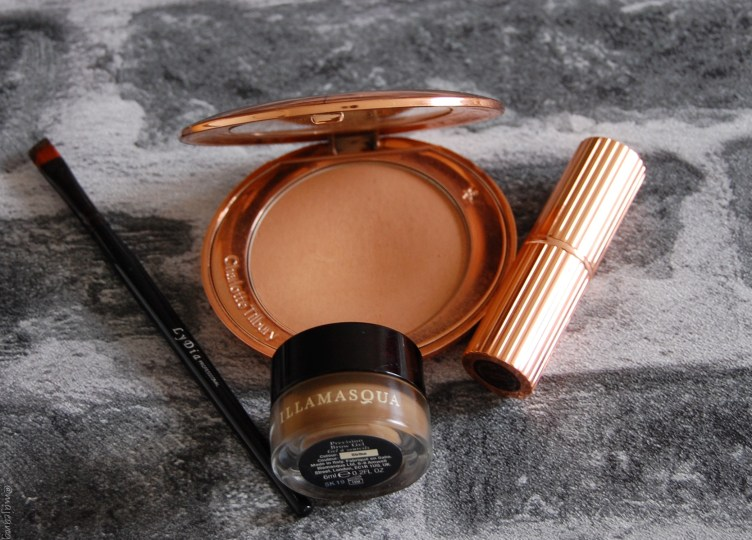 Illamasqua and Charlotte Tilbury on www.majeang.com