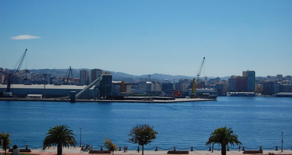 A Coruna Spain on work in progress