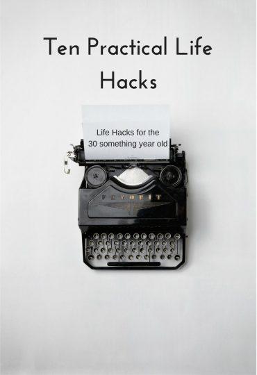 ten practical life hacks on www.majeang.com