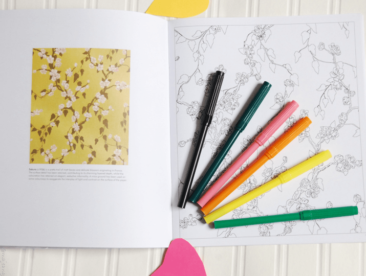 get ready for winter with colouring