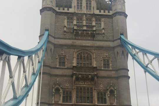 sunday at tower bridge
