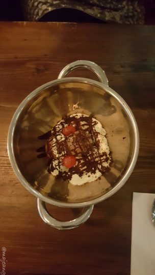 crab tavern ice cream dessert
