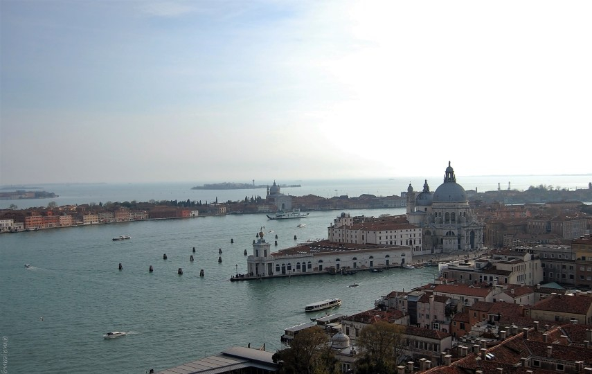 travel review of 2016-view of Venice, Italy
