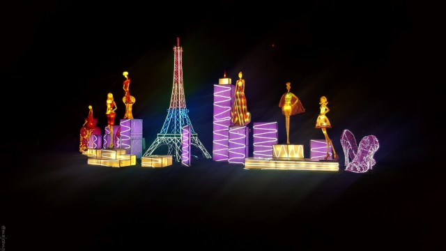 lantern festival models www.majeang.com