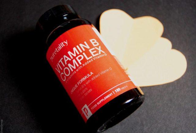 how supplments can help, vitamin b complex
