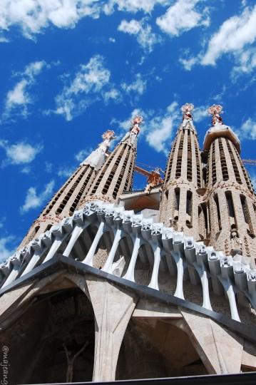 Solo Travel, La Sagrada familia Barcelona, Spain