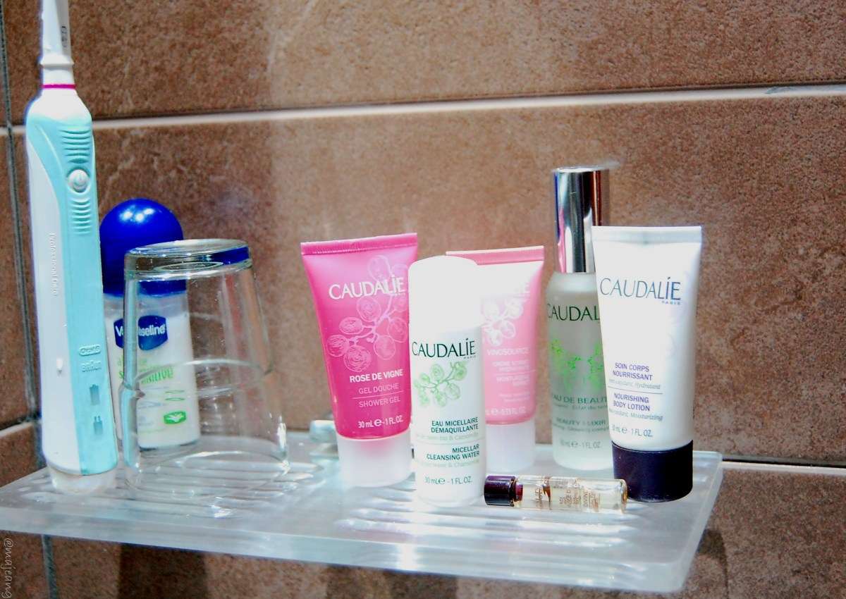 Travelling with Caudalie