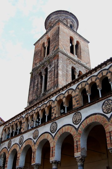 salerno cathedral tower