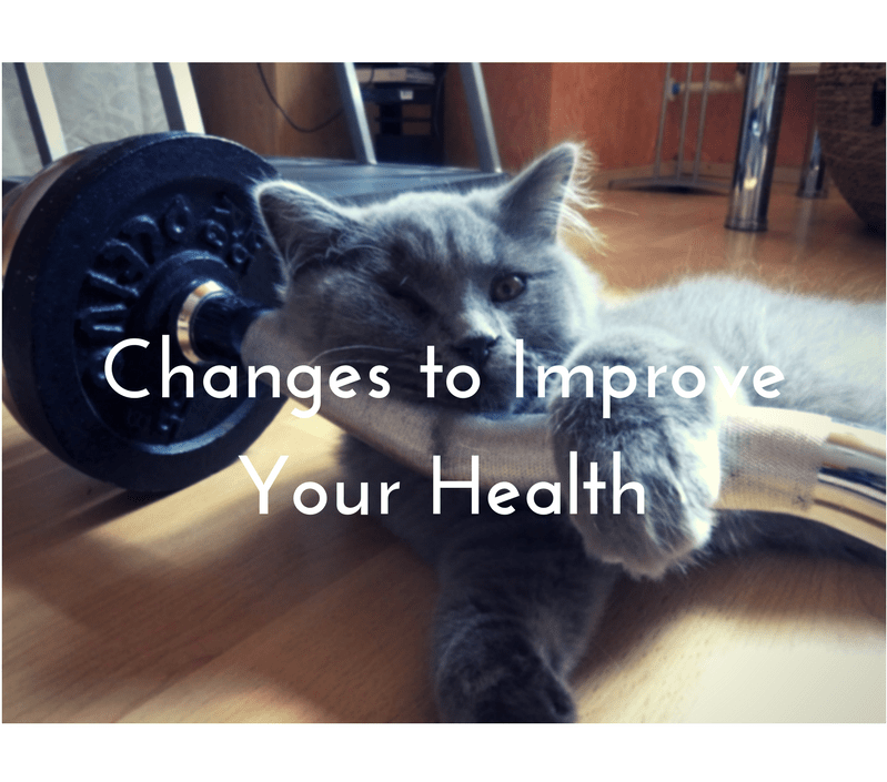 Simple Changes to Improve Your Health